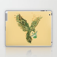 The Journey Begins Laptop & iPad Skin