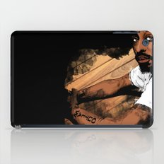 Thugs get lonely too iPad Case