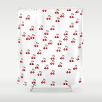 architecture Shower Curtains featuring architecture by Thanos Charisis-Photography