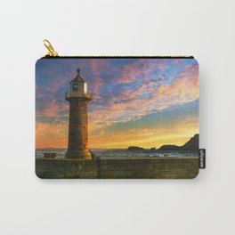 Dawn over Black Nab Carry-All Pouch