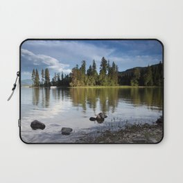 Time to Reflect Laptop Sleeve