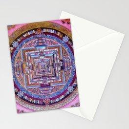 Kalachakra Sera - Mandala Stationery Cards