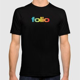 Folio Rainbow T-shirt