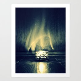 Spirit of Light Art Print