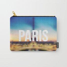 Paris - Cityscape Carry-All Pouch
