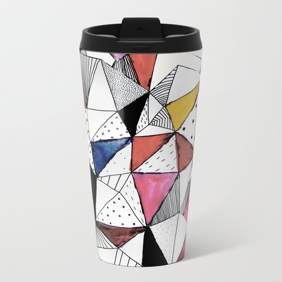 TD17 Metal Travel Mug