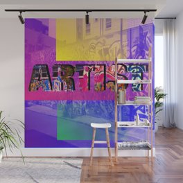 Artist by Kimberly J Graphics Wall Mural