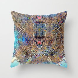 Akin to recalling, instead; understood mimicry. 19 Throw Pillow