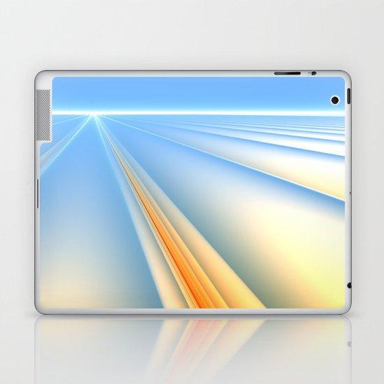 The Blinding Light of Day Laptop & iPad Skin
