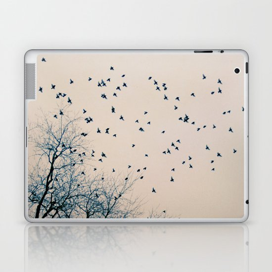 Restless Laptop & iPad Skin