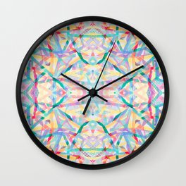 Sublime Summer Wall Clock