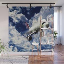 Über den Wolken Wall Mural