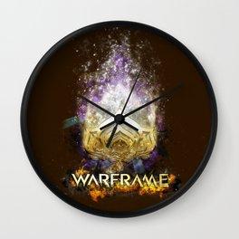 Warframe Wall Clock