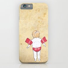 Would the next Michael Phelps please stand up? iPhone 6s Slim Case