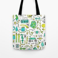 to and fro Tote Bag