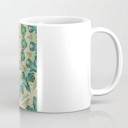 Luna Moth Kaleidoscope Coffee Mug