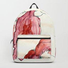 Warm Figure Backpack