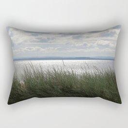 Shining Waters Melmerby Beach Rectangular Pillow