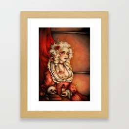 Giulia Tofana Framed Art Print