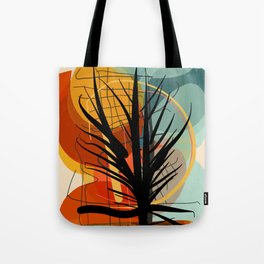 The Tree of Love and Life Tote Bag