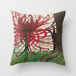 Atmosphere Is In the Air Throw Pillow