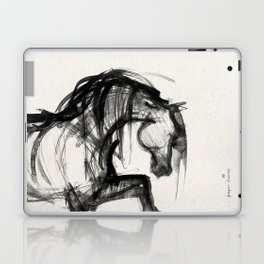 Horse (Saklavi Portrait) Laptop & iPad Skin