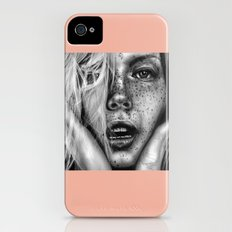 + FRECKLES + iPhone (4, 4s) Slim Case