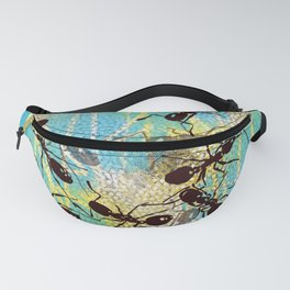 The ants came marching Fanny Pack