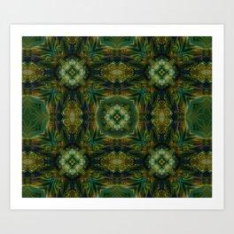 Ever Green Art Print