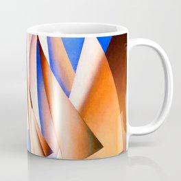 Charles Sheeler Yachting Coffee Mug