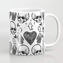 Ghostly Dreams II Coffee Mug