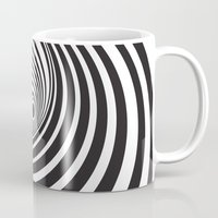 vertigo Mugs featuring Vertigo by Find a Gift Now