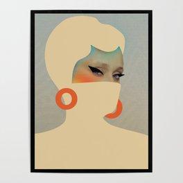 Fine lady # Poster