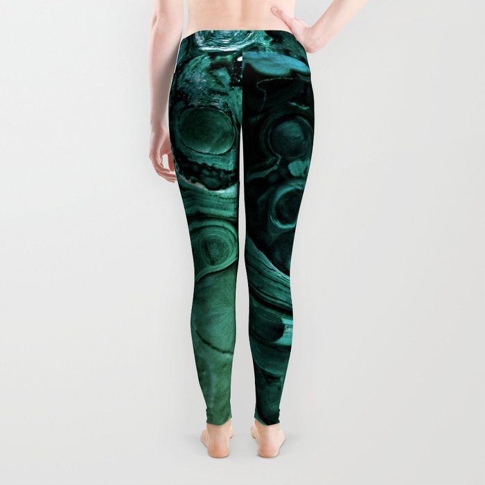 MALACHITE GREEN Leggings