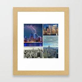 I'll take New York for $2,000, Alex Framed Art Print