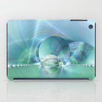 heaven iPad Cases featuring Heaven by Christine baessler