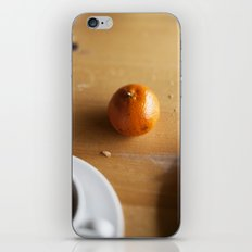 The Scenic Cafe iPhone & iPod Skin