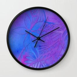 Nesian Mix Wall Clock