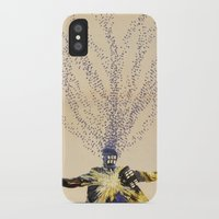 doctor who iPhone & iPod Cases featuring Doctor Who by Laura