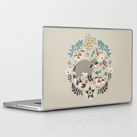totes Laptop & iPad Skins featuring Little Rascals (Light) by Anna Deegan