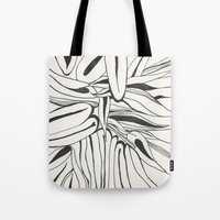 60s Tote Bags featuring 60s by Dreamy Me