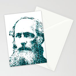 James Clerk Maxwell's Equations Stationery Cards