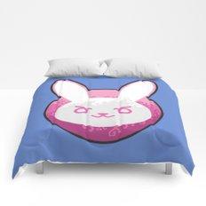 Love D.Va Comforters
