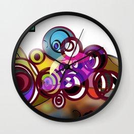 yep ka woohoo Wall Clock