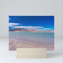 Piedras Rojas (Red Rocks), San Pedro de Atacama Desert, Chile 2 Mini Art Print