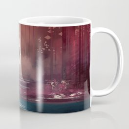 fire witch Coffee Mug