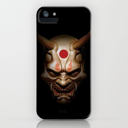 ONI MASK iPhone Case