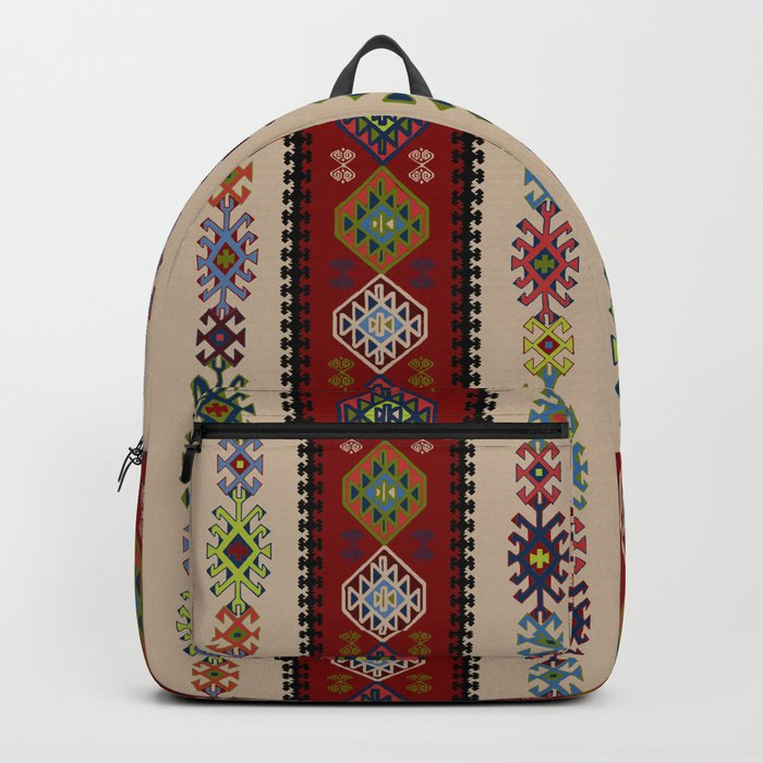 Kilim pattern #022 Backpack