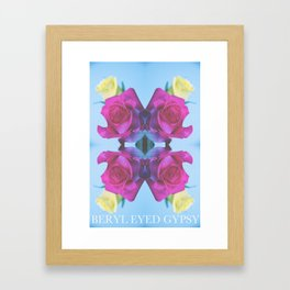 Summer Roses 2012 Framed Art Print