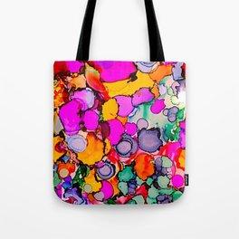 Color Blast! Tote Bag